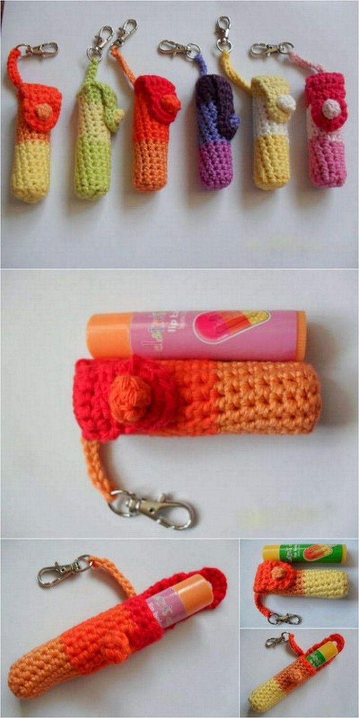 Volpe Portachiavi Amigurumi Tutorial 🦊 Fox Keychain Crochet ... | 1400x700