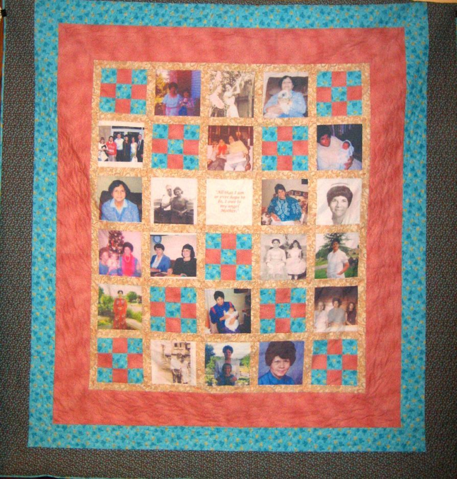 memory quilt ideas | photo quilts, memory quilts, crib quilts, lap