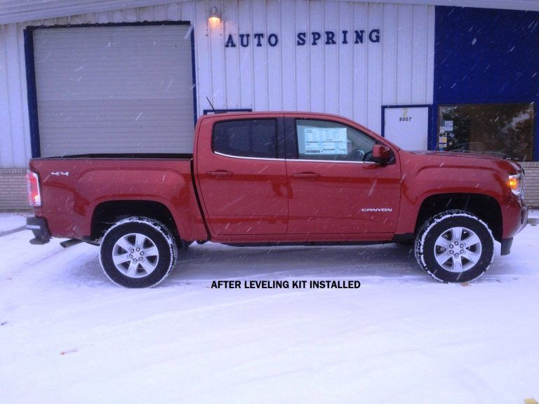 2in Gm Leveling Lift Kit 15 20 Canyon Colorado Chevy Colorado