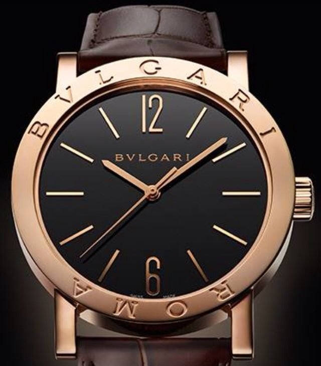 Bvlgari   What time is it?