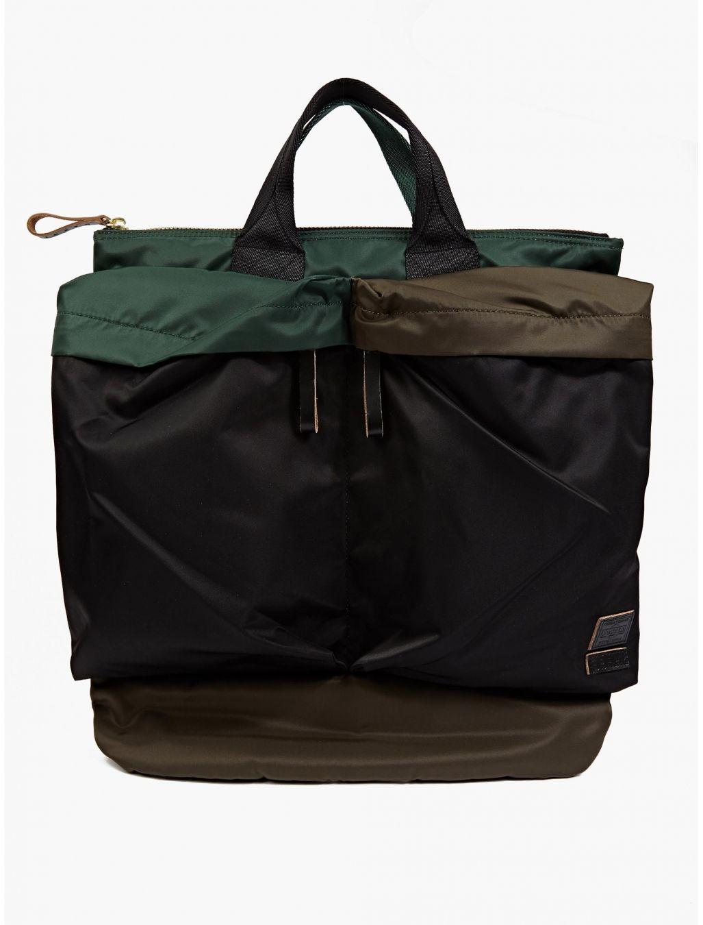 29681f11ab5 Marni X Porter Green Helmet Bag | oki-ni | Accessories | Bags ...