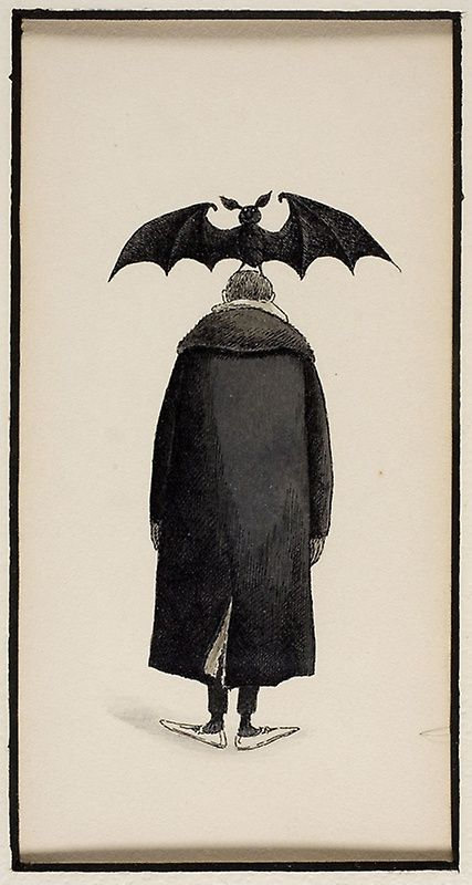 Untitled Halloween 2020 Chicago Untitled (Man with a Bat on his Head) | The Art Institute of