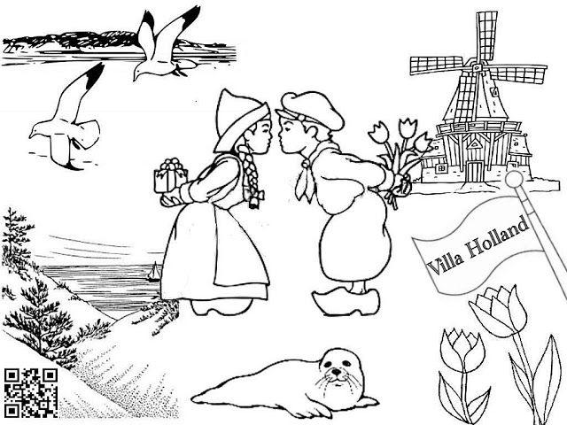 Kleurplaat Naaimachine Kleurplaat Holland Google Zoeken Easter Crafts