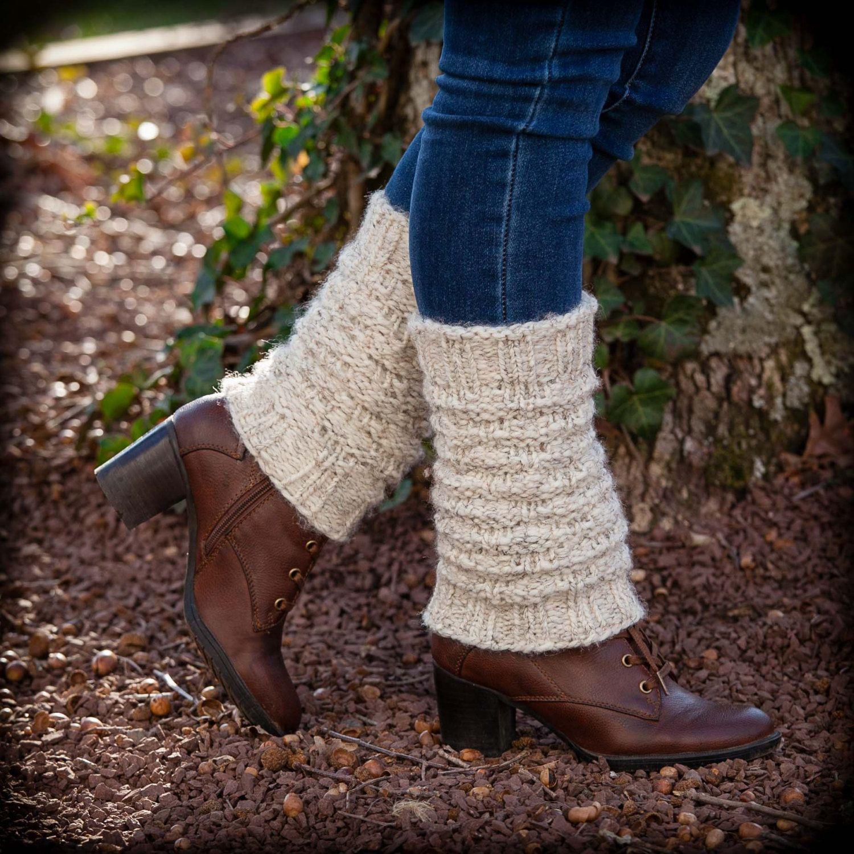 FOREST WALK LADIES LEGWARMERS/ BOOT TOPPERS | knitter knatter ...