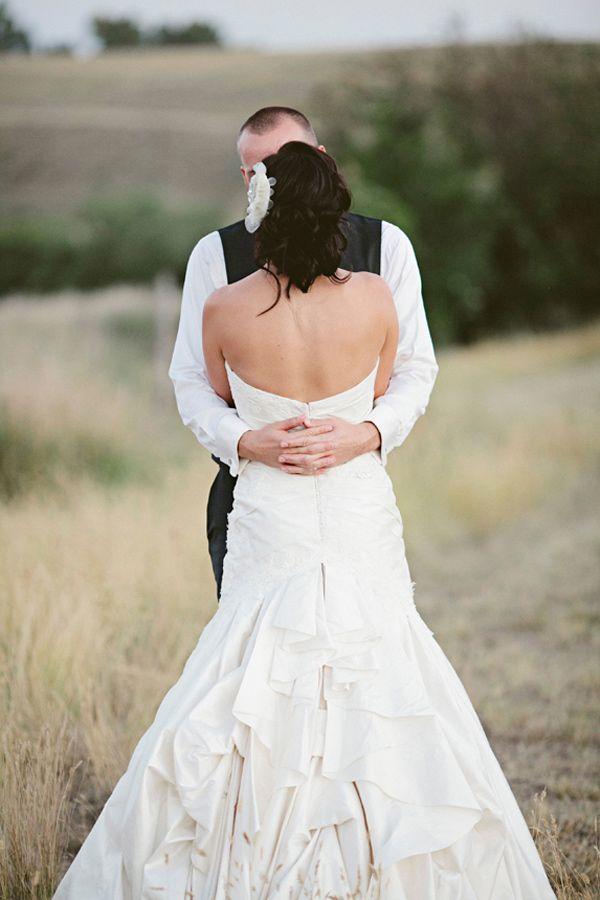 Wedding Dress: Martina Liana via Blush