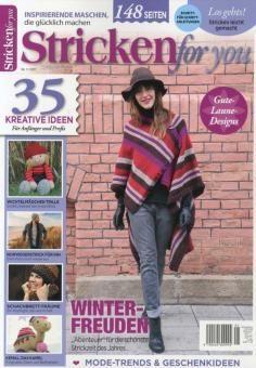Stricken For You 12017 Webshop Pinterest Zeitschriften