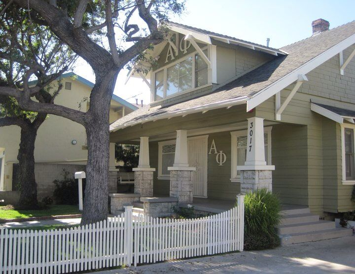 Alpha Phi Chapter House Gamma Kappa Csu Long Beach With Images