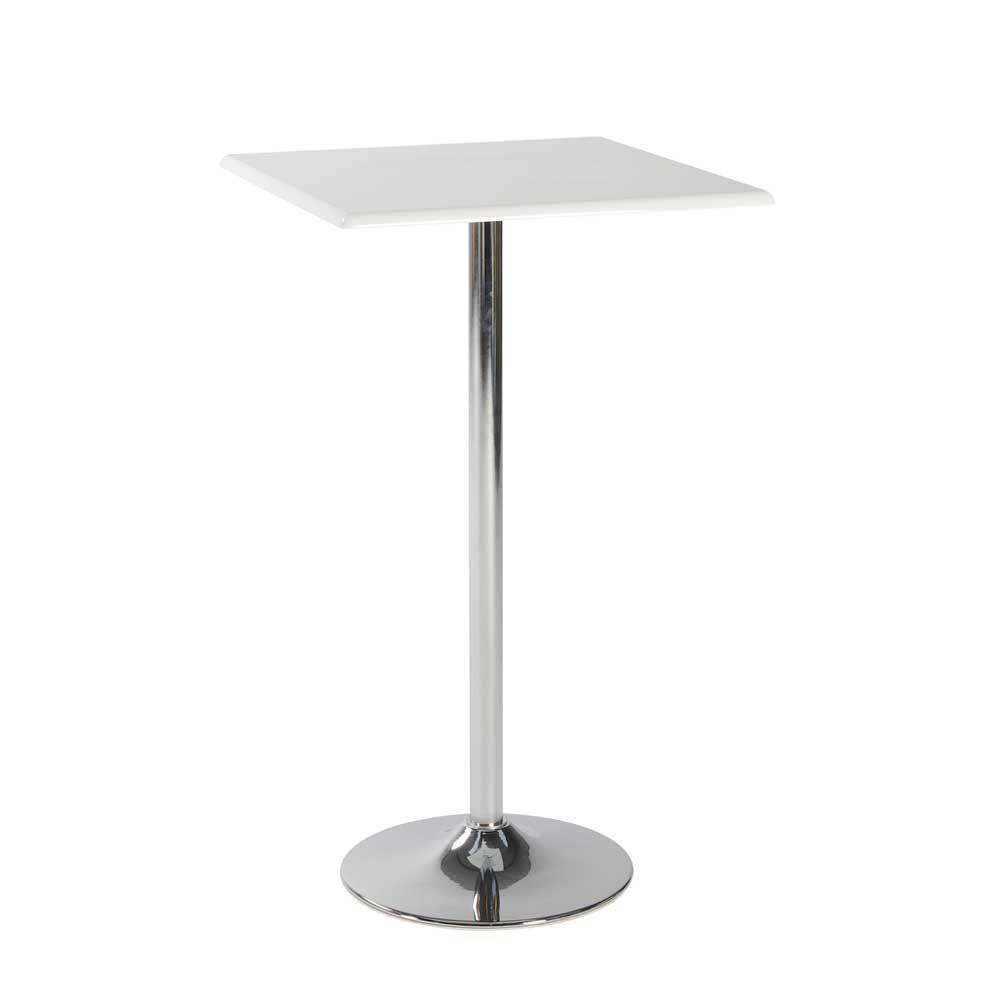 Küchenbartisch in Weiß Hochglanz 60 cm breit Jetzt bestellen unter ...