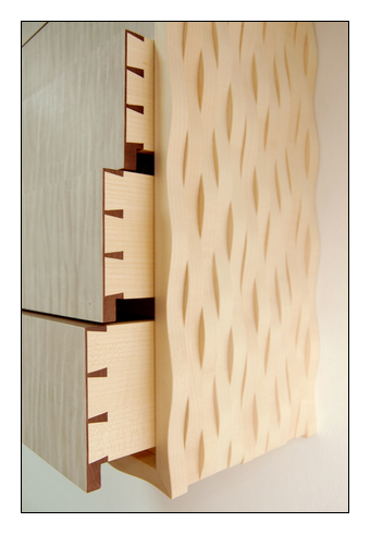 Rycotewood   James Long Wall Cabinet. Winner Of The Alan Peters Award For  Fine Craftsmanship