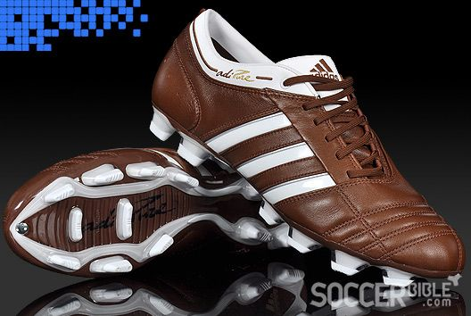 Heritage Football Boots - adidas adiPure II - Brown/White