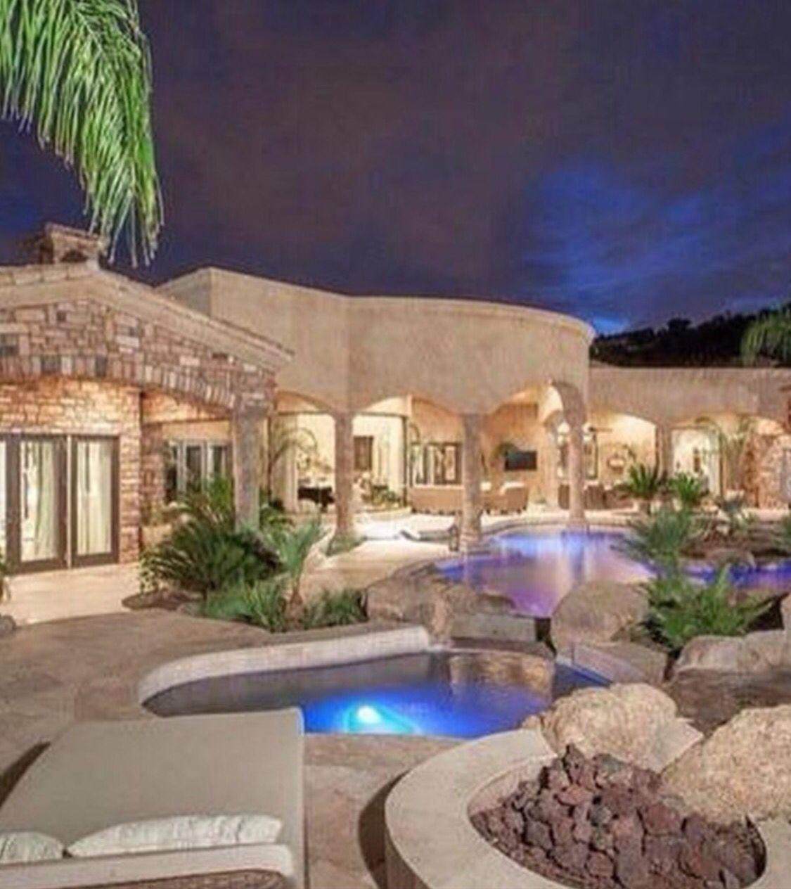 Beautiful back yard in Scottsdale. | Backyards that Amaze ...