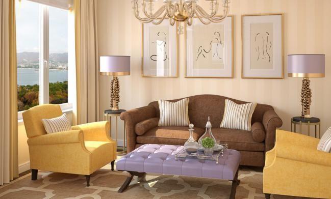 6 tendencias en decoración para salas pequeñas en 2016 hogar Hogar