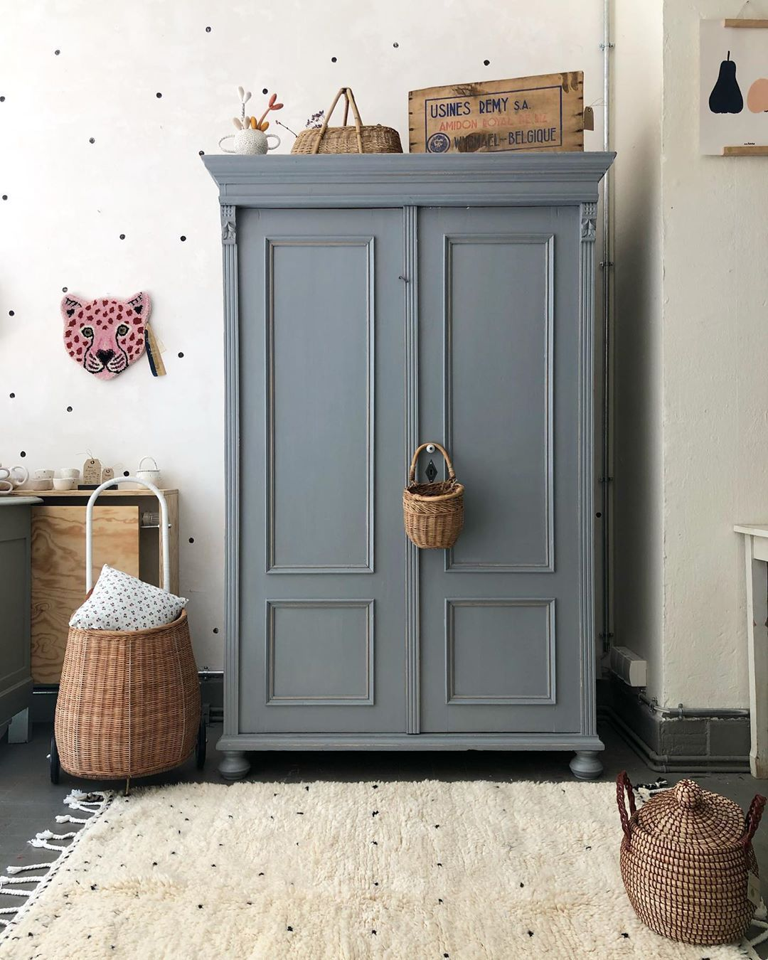 Tropical Decor Armoire Makeover Before And After Upcycled Armoire Chalk Paint Armoire Tv Armoire Armoire In 2020 Antique Wardrobe Armoire Makeover Painted Wardrobe