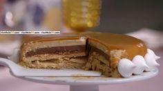 "Photo of ""Bake Off Italia 4"": torta Gran Torino di Gabriele"