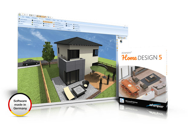 Ashampoo Home Design 5 Free License Key Professional 3d Planning Software For Windows Deal By Ashampoo Gmbh Co Kg Deal S House Design Design Software