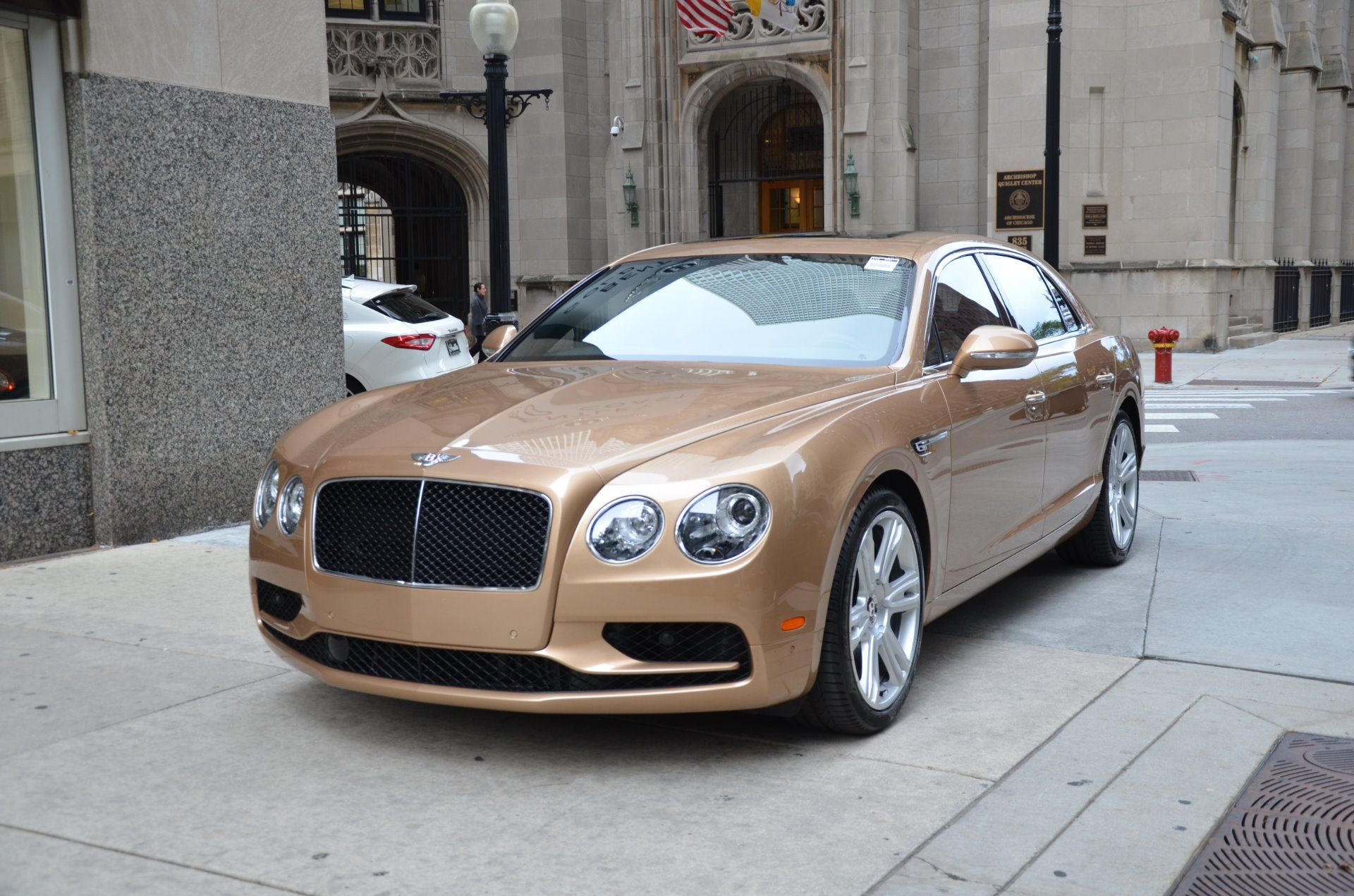 2017 Bentley Flying Spur V8 S Stock B991 for sale near