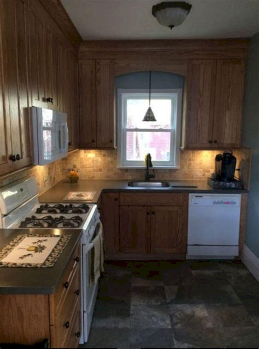 gorgeous small kitchen design for tiny house tiny houses