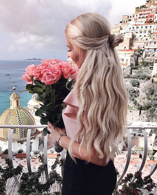 25 Easy Summer Hairstyles   Long hair styles, Easy summer ...
