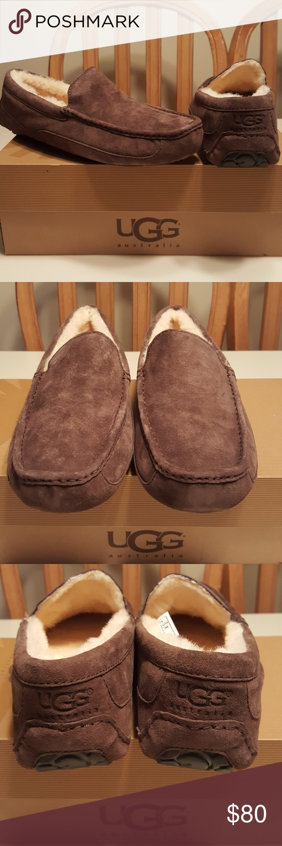 2d576dae0a6 Ugg Ascot MENS Slippers Ugg Ascot MENS slippers - New with tags ...