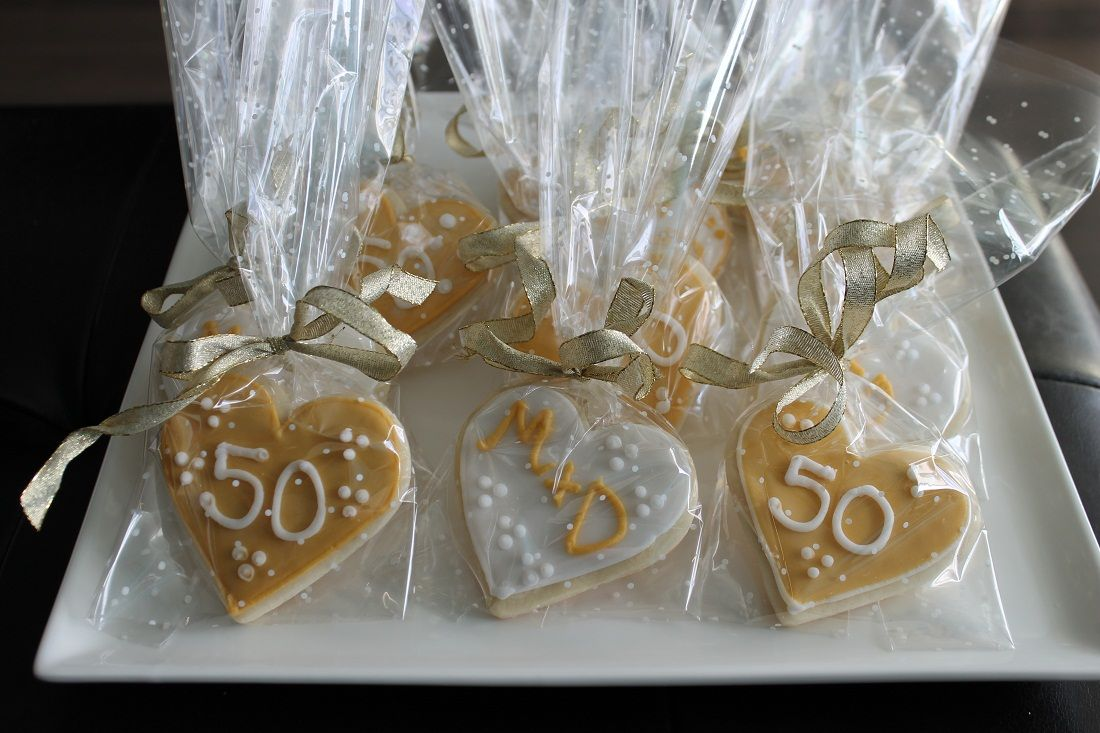 D coration pour noces d 39 or originale 50e pinterest originaux d corations et 50e anniversaire - Decoration noce d or ...