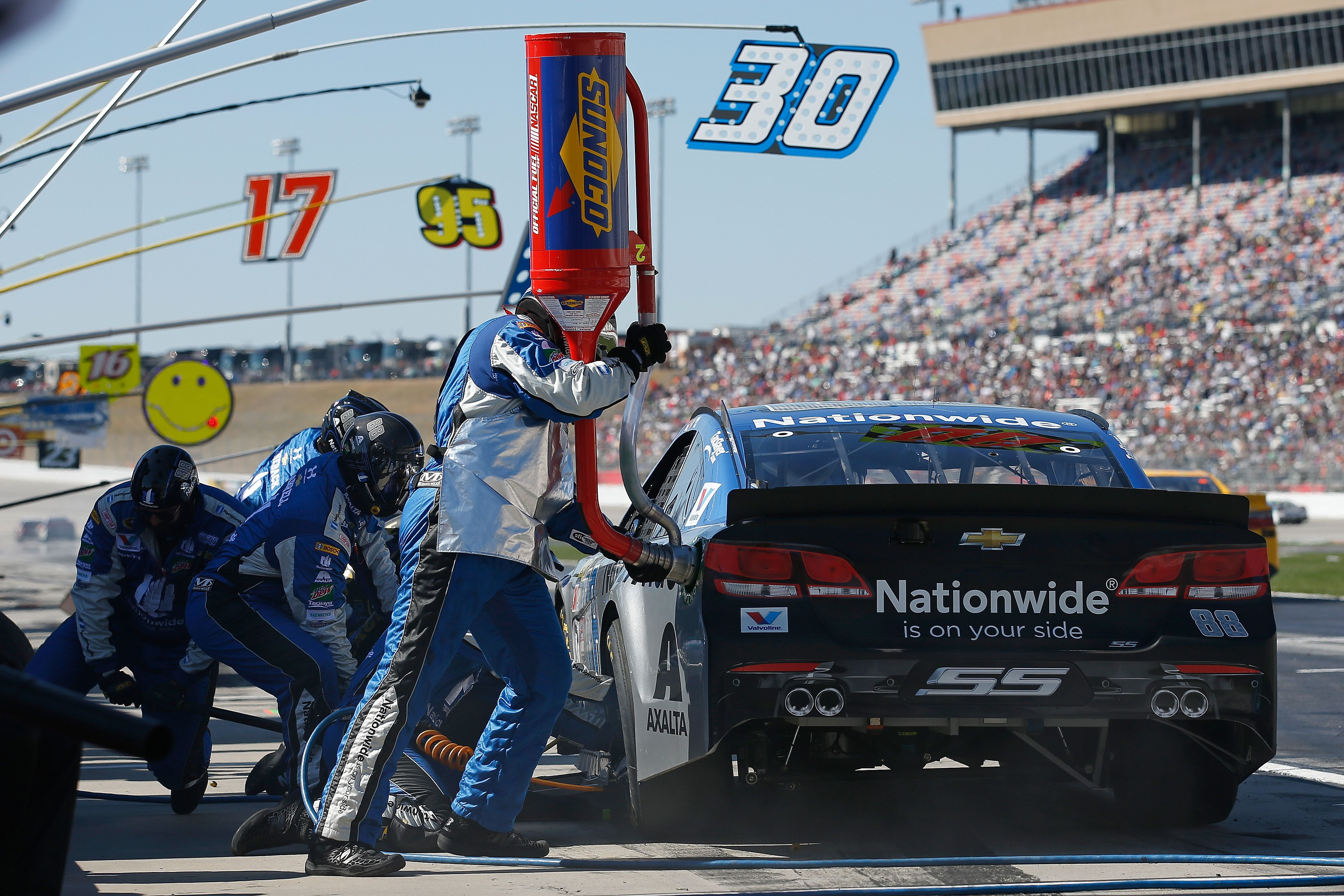Getting to Know NASCAR Pit Crew Members [Slideshow