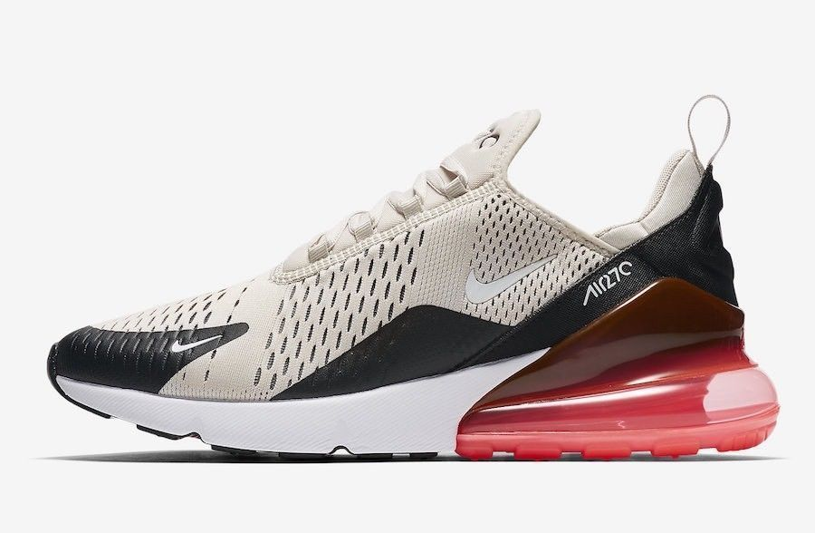 innovative design e2446 49a30 Nike Air Max 270 Light Bone Black Red Mens Sneakers 100% Authentic  fashion   clothing  shoes  accessories  mensshoes  athleticshoes (ebay link)