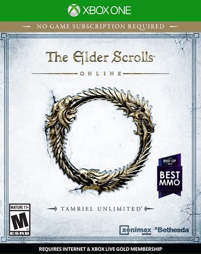 The Elder Scrolls Online Tamriel Unlimited Standard Edition