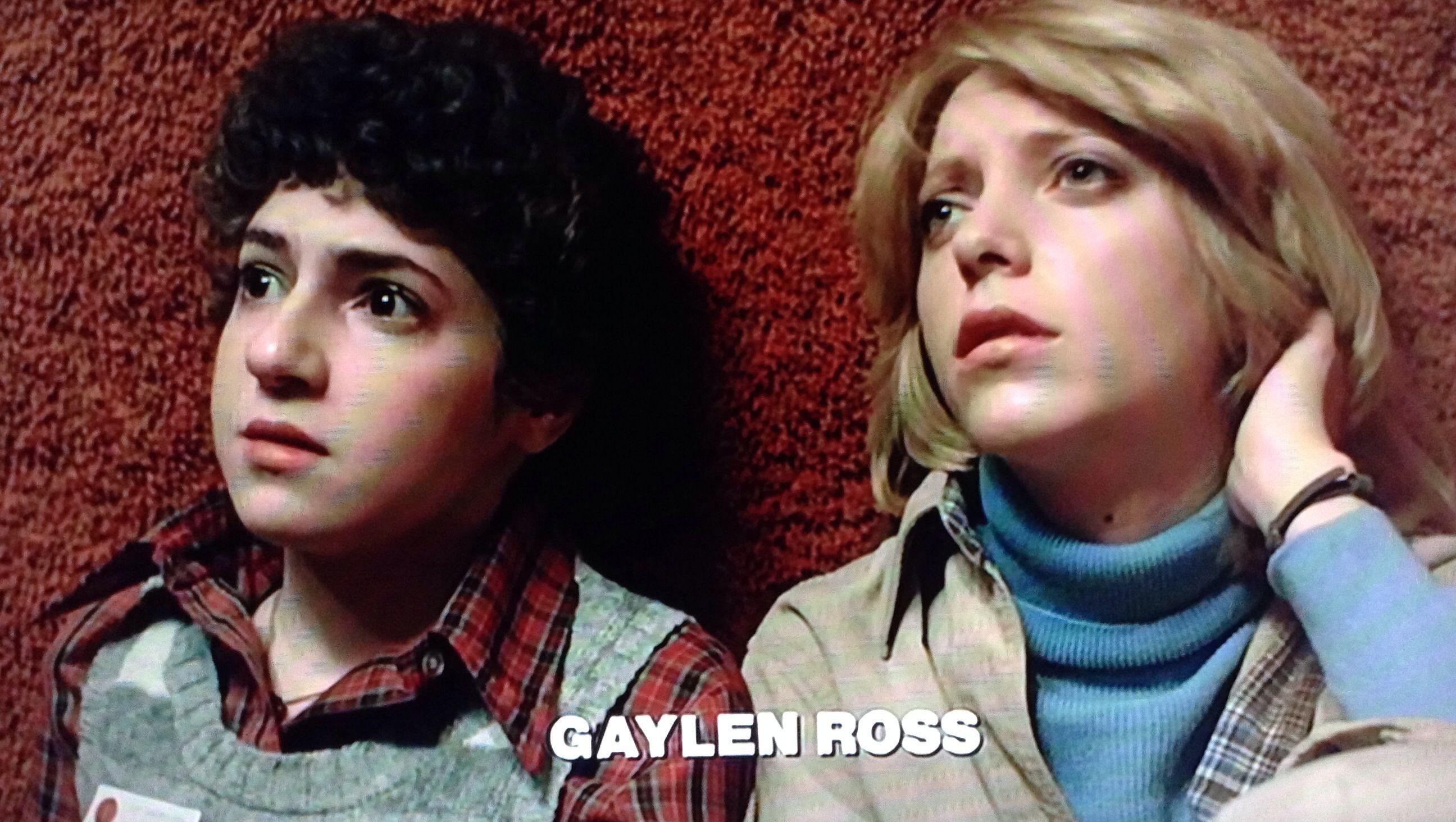 Gaylen Ross Nude Photos 83