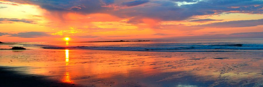 Hampton Beach New Hampshire Secluded