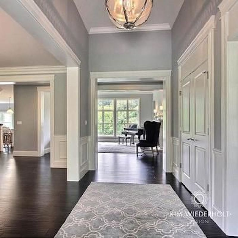 Home Painting Ideas Interior Color Interior: The Perfect Neutral Gray Paint Color!