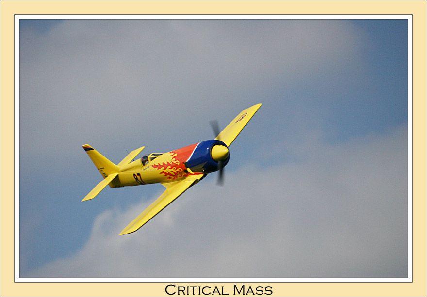 Critical Mass (RC Plane)