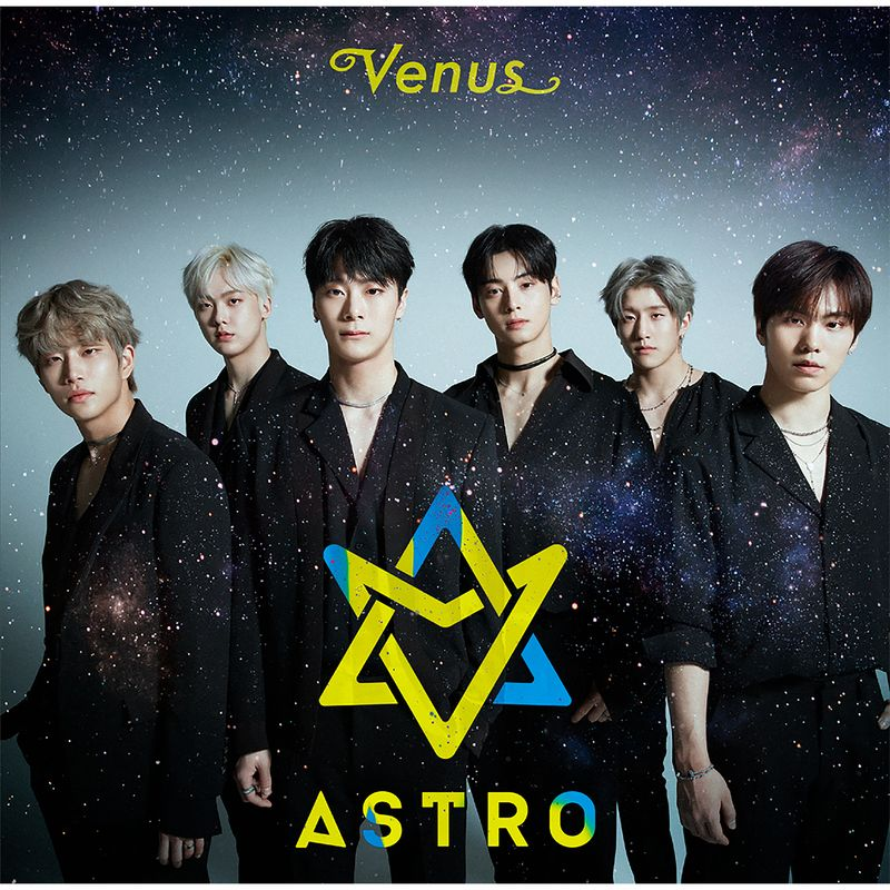 ASTRO - 'Venus' Album Cover