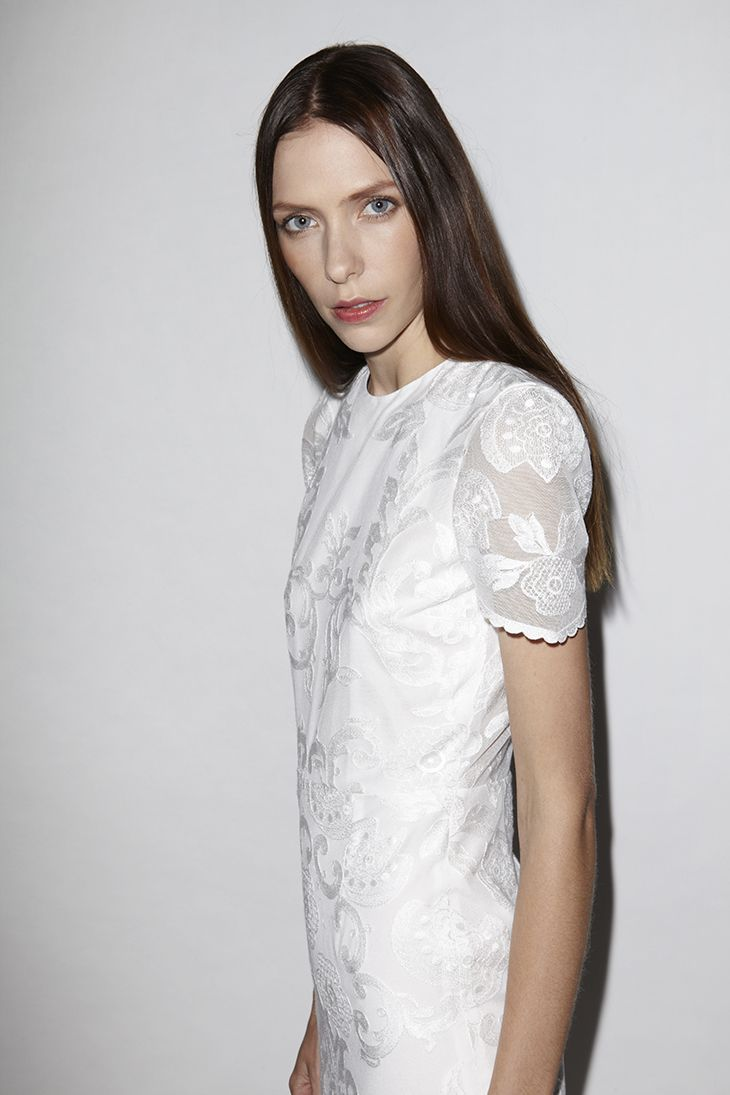 Clairette houghton bride fallwinter style inspiration