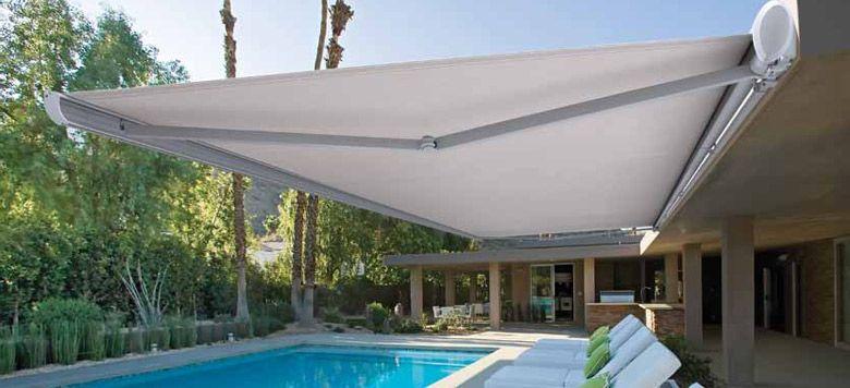 hot sale online 65518 72d86 Sun awning, Luxaflex Garda Semi-Casette Awning   sunshade ...