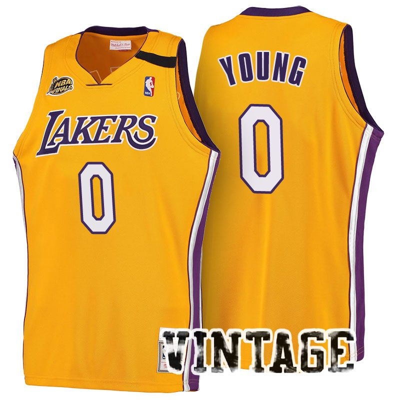 brand new a8fd4 01062 ... mens nike swingman jersey 18c6a c3665  reduced los angeles lakers 0  nick young 2016 17 season goldthrowback swingman jersey b3e10 e2b07