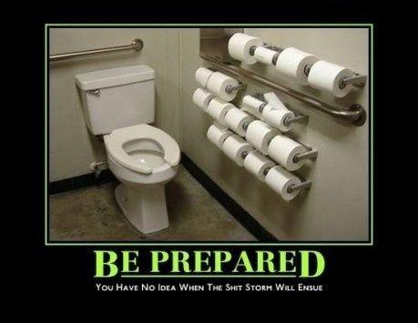 V�r forberedt!