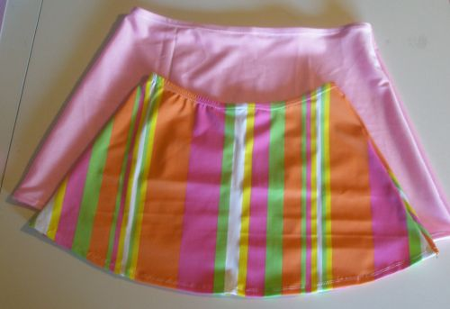 swim skirts completed