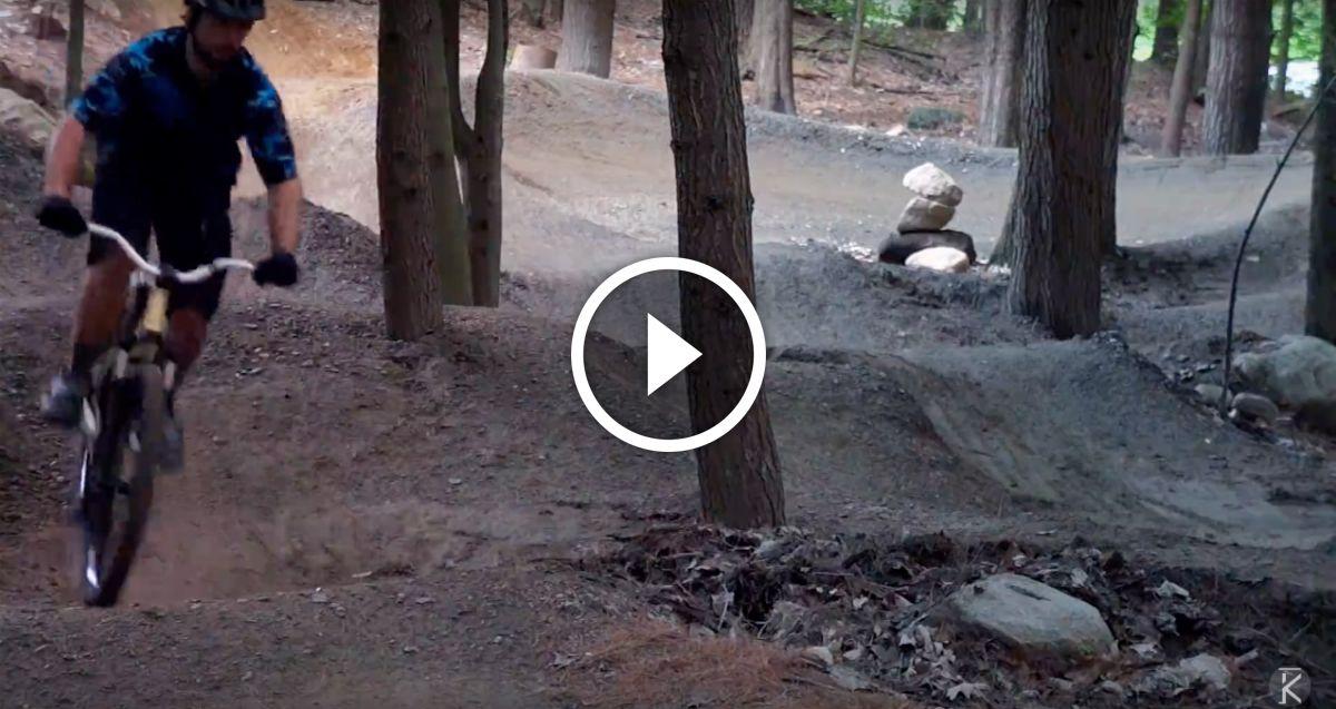 Watch How To Build A Pump Track Bike Bicycle Mountain Biking