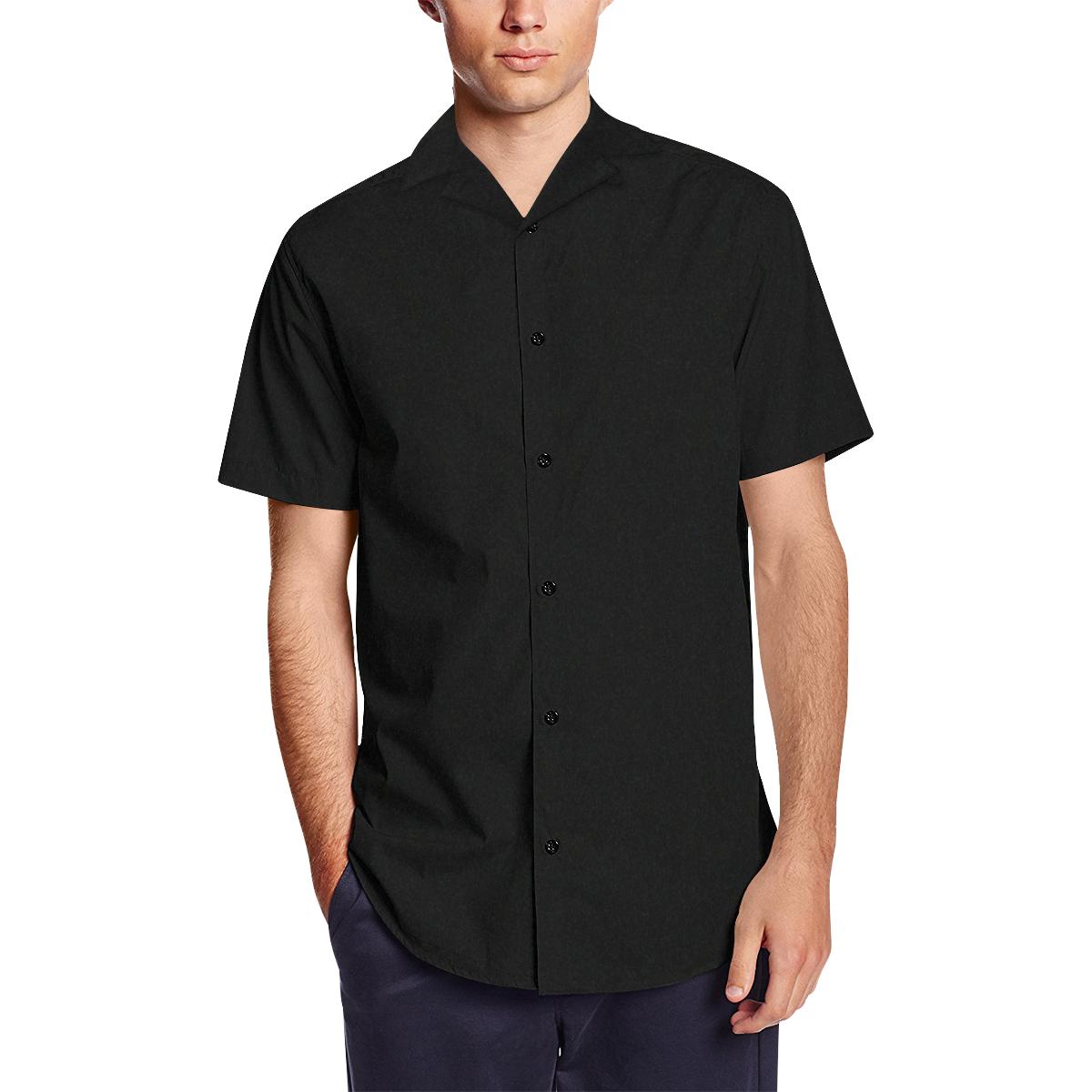 Dark Gothic Demon Black Satin Dress Shirt Men Plaid Dress Shirt Men Satin Shirt Dress Mens Shirt Dress [ 1200 x 1200 Pixel ]