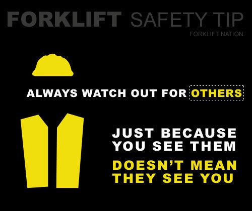 Funny Work Safety Quotes: Forklift Safety Poster Funny - Google Search