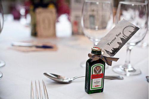 Unique wedding centerpiece ideas part 1 austin for Wedding table favours