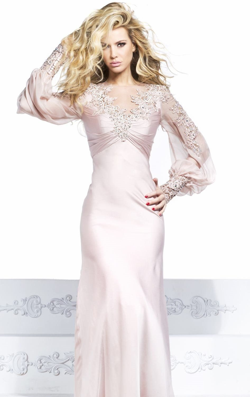 Tarik ediz long formal dress evening gown great dresses