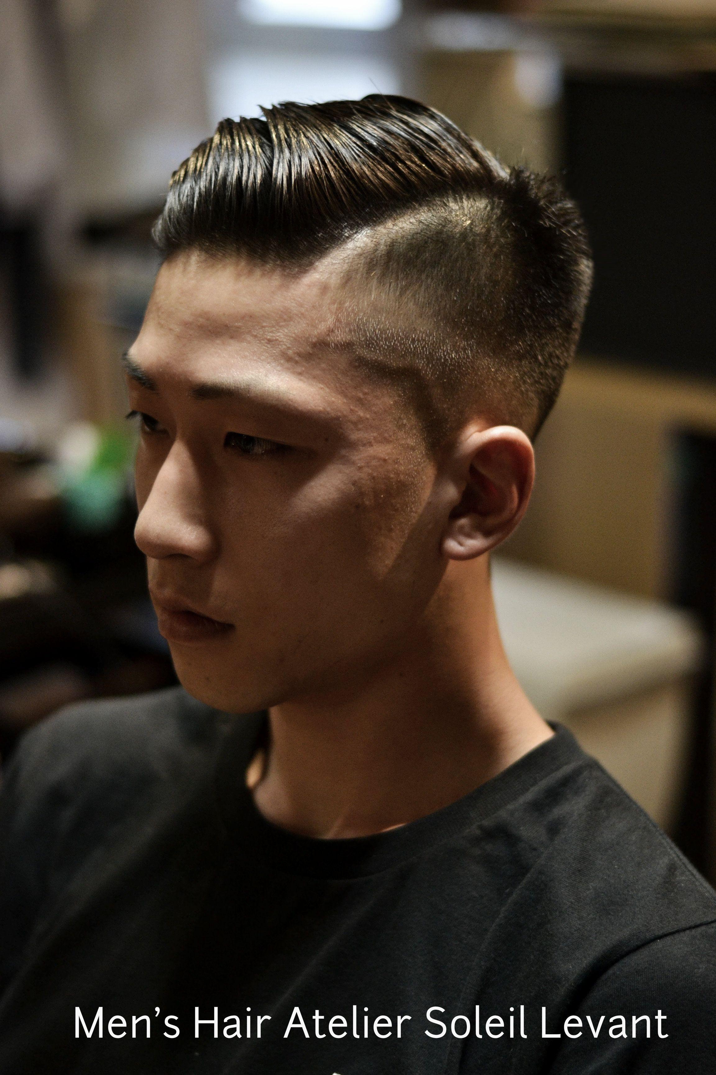 スキンフェード 岡山 倉敷 fashion pinterest hair style man