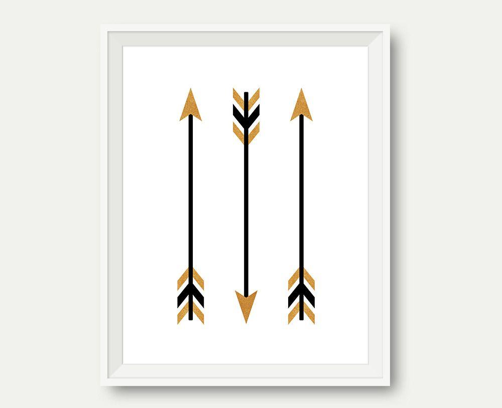 Affiche Imprimable Fleches Illustration Graphique Fichier Numerique Affiches Illustrations Posters Illustration Graphique Les Arts Art Mural Imprimable