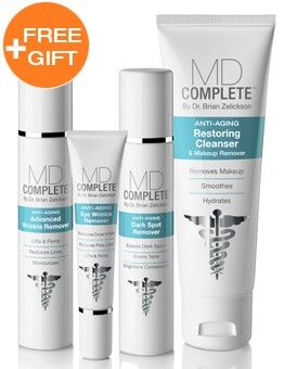Md Complete Anti Aging Best Practice For Multiple Signs Of Aging Remove Dark Spots Aging Signs Wrinkles
