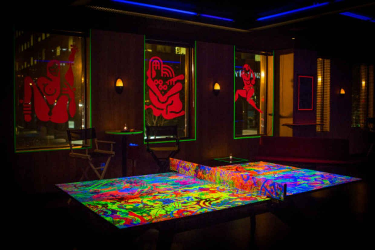 Ryan Mcginness Standard Ping Pong Table 001 Launches Custom At The