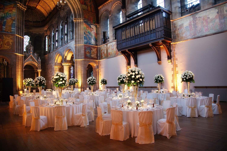 Wedding Reception Venue Hire Edinburgh Scotland