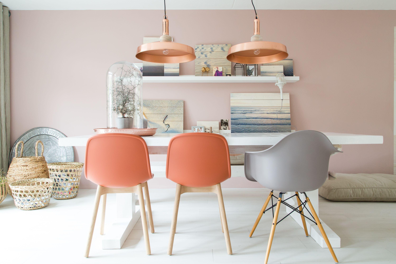 Kleurrijke Interieurs Pastel : Soft colors interior vtwonen woonkamer pastels color