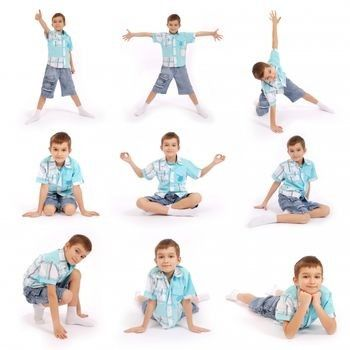 get your little ones bending and turning with these easy