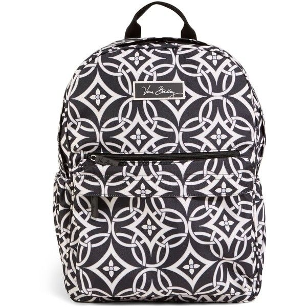 af51969608 Vera Bradley Lighten Up Just Right Backpack in Concerto ( 78) ❤ liked on  Polyvore featuring bags